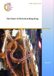FSDC report the future of fintech in hong kong the Asia-Pacific Circle
