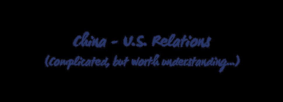 US-China trade relations insights