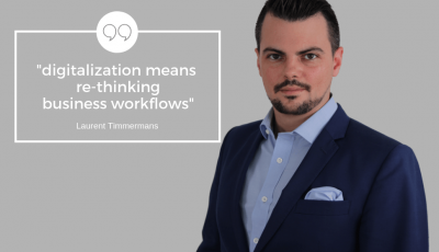 digitalization means re-thinking business workflows