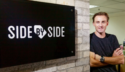 Entrepreneurial Journeys - Interview of Antoine d'Haussy, Founder of Side by Side.